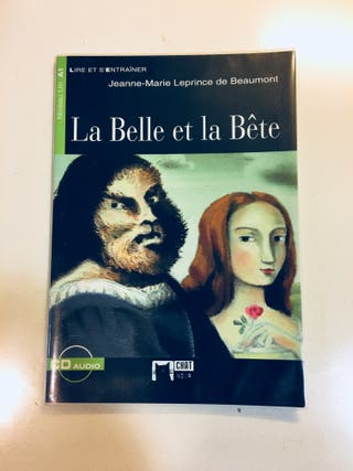 La belle et la Bete ¡NUEVO PERO SIN CD!