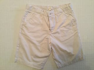 Pantalón corto short niño Gocco talla 7-8