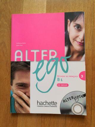 Libro francés. Alter Ego B1