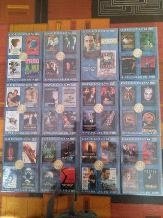 Pack de peliculas DVD