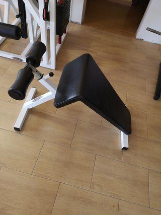 Máquinas de gimnasio profesionales