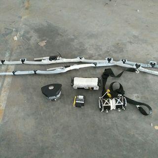 kit airbag volkswagen passat b6 2008