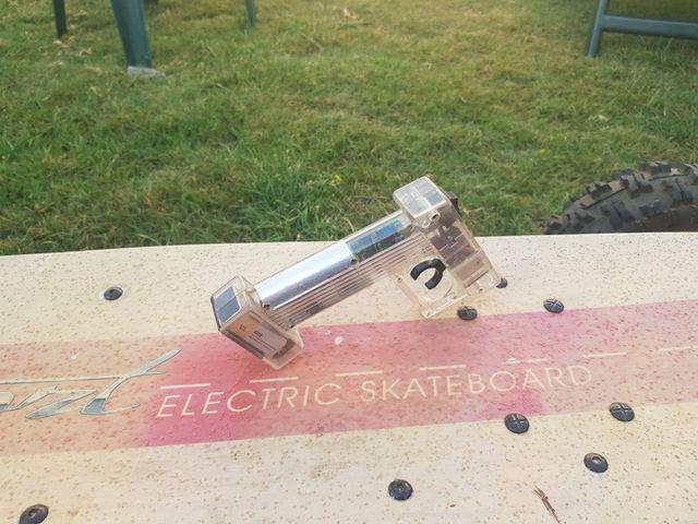 monopatin skate electrico
