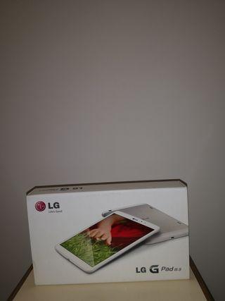 TABLET LG PAD 8.3