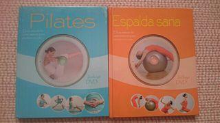 Pilates - espalda sana con Dvd