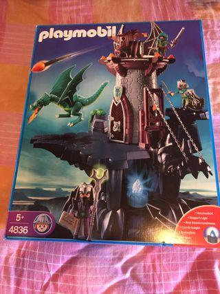 Playmobil 4836 mazmorra dragón