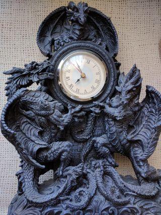 Reloj de Dragones