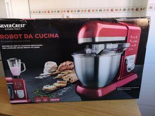 Robot de cocina silvercrest de segunda mano en wallapop - Robot cocina lidl ...
