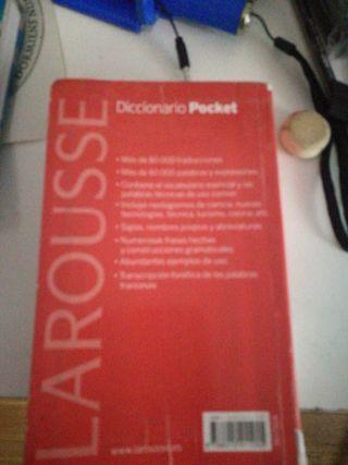 larouse diccionario frances