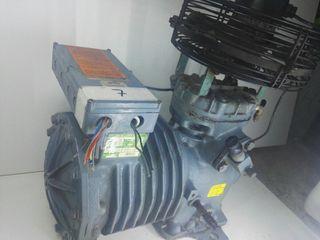 Compresor frigorífico semi hermético