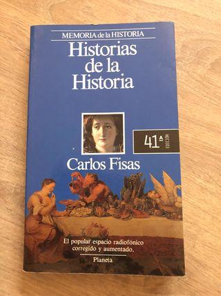 Libro Historias de la Historia.