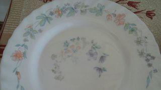8 platos Arcopal