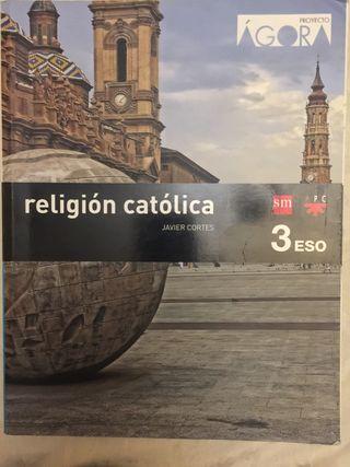 Libro de religion 3eso