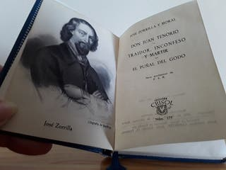 Libro Crisol José Zorrilla