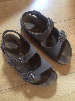 Sandalias niño Birkenstock 34