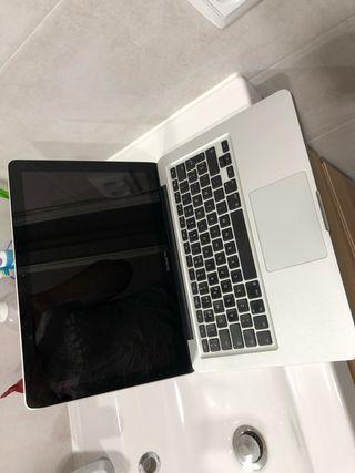 Macbook pro SSD cambio