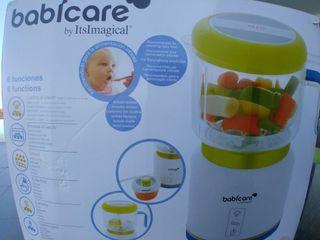 Robot de cocina para bebé