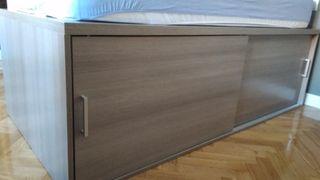 Mueble de cama