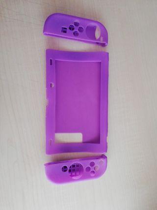 Funda de silicona Nintendo Switch