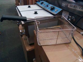 Freidora eléctrico con grifo 19 litros
