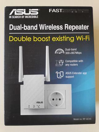 ASUS RP-AC55 - Repetidor WiFi