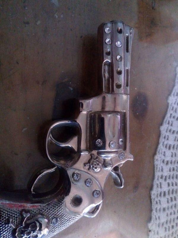 cinto de pistola