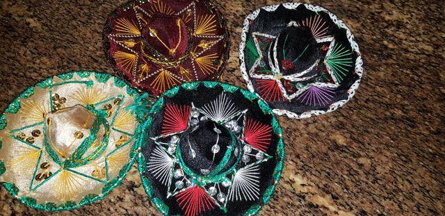 Sombreros pequeño Mejicano