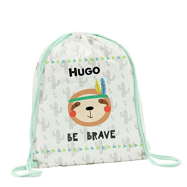 629da138e Mochila saco infantil personalizada de segunda mano por 18 € en ...