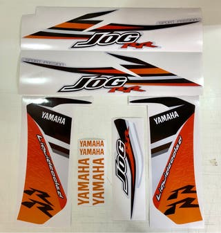 Juego pegatinas Yamaha Jog RR