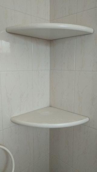 baldas para baño