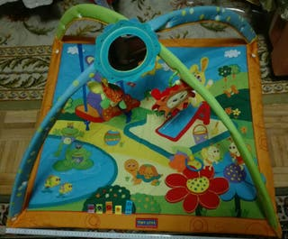 Alfombra de juegos para bebés