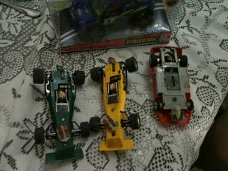 coches antiguo scalextric