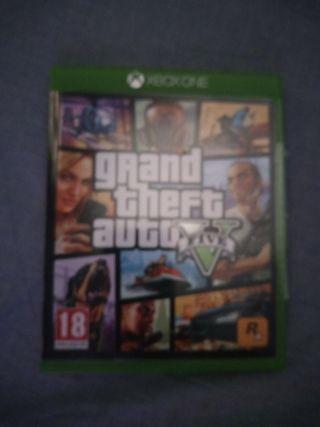 GTA V XBOX ONE *OFERTA HOY 15€*