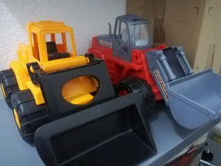 Maquines Retroexcavadores