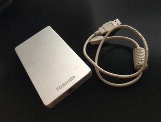 Disco duro TOSHIBA 500 GB
