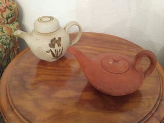 Teteras cerámica