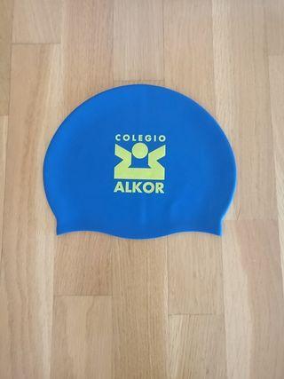 Gorro piscina Alkor 3 años