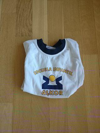 Camiseta Alkor 2-3 años
