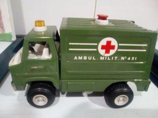 Ambulancia de Rico