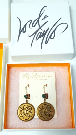 Pendientes Preciosos Lord and Taylor