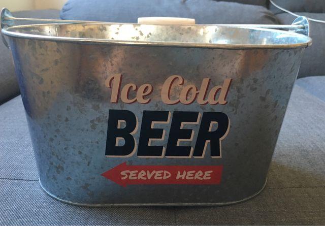 Cubo para cervezas