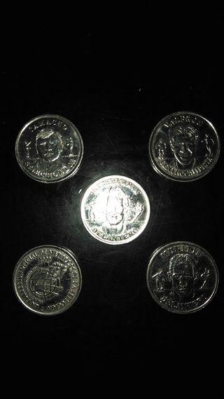 monedas del mundial