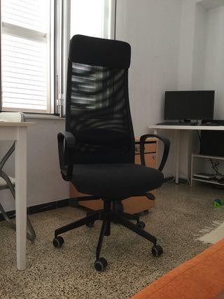 Silla oficina - Ikea Markus de segunda mano por 120 € en Palma de ...