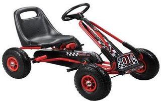 Kart pedales niño