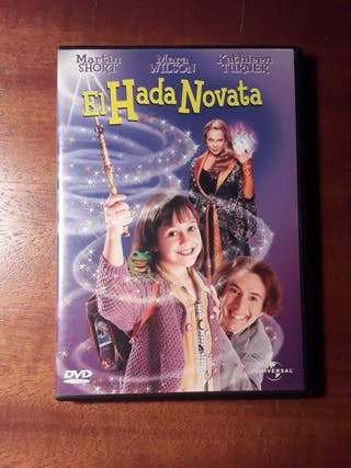 "Película ""El hada Novata"""