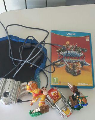 Skylanders para Wii U