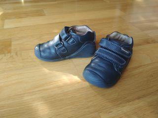 zapatos biomecanics bebé