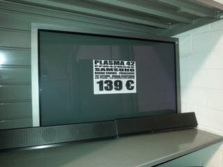 "TV/MONITOR 42"" SAMSUNG+TDT+ALTAVOCES"