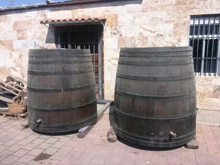 Barriles Decorativos