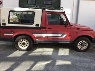 Suzuki Samurai Long Body